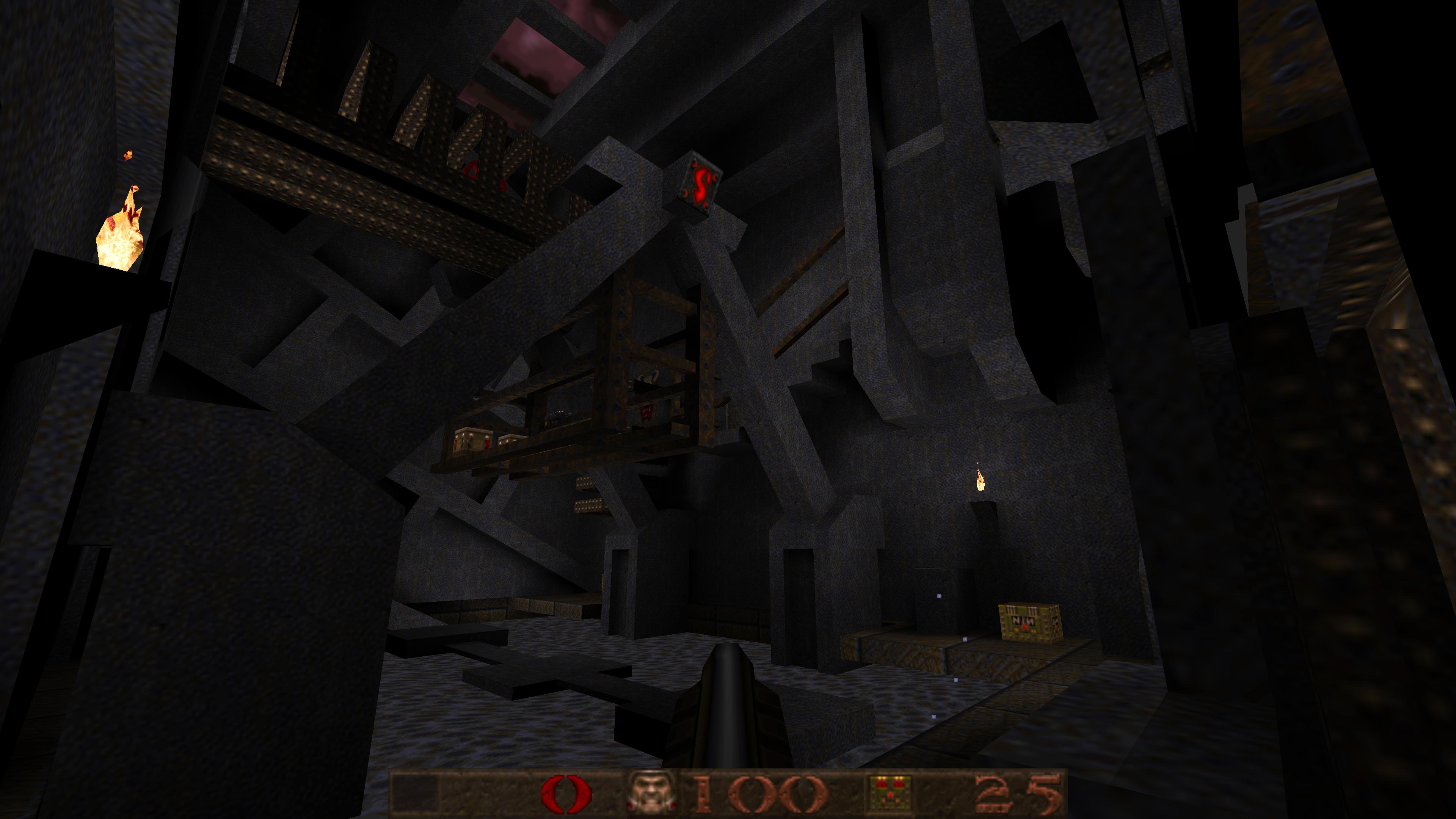 Quake mods